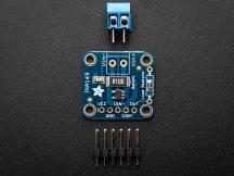 Árammérő szenzor analóg feszültségkimenettel INA169 - DC 60V 5A Max