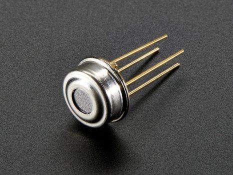 Kontaktus nélküli (Contactless), infravörös hőmérsékletmérő szenzor  - MLX90614 - 3V