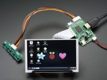 "5"" Display 800x480 - HDMI bemenet"