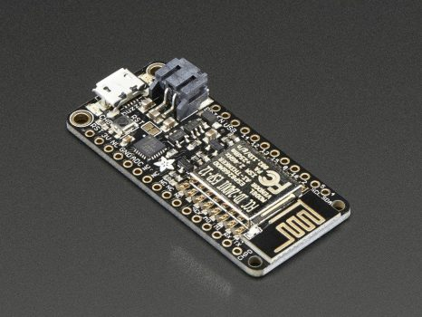 Adafruit Feather HUZZAH - ESP8266 WiFi