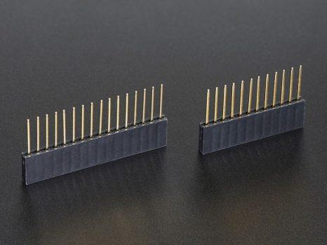 12 és 16 lábas csatlakozóaljzat extra hosszú lábakkal - Feather stack