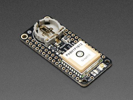 Adafruit Ultimate GPS FeatherWing - 66 csatorna 10Hz update