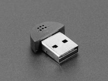 Miniatűr USB mikrofon