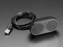 USB-s aktív Stereo hangszóró Raspberry PI-hez
