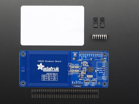 PN532 NFC/RFID controller breakout board - v1.6