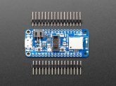 Adafruit Feather nRF52840 Express - ARM Cortex M4F, BLE Bluefruit, USB, CircuitPython