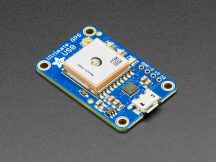 Adafruit Ultimate GPS – 66 csatorna 10Hz update USB interfész