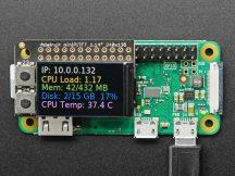 """1.14"""" 135x240 Color IPS TFT kijelző Raspberry Pi-hez"""