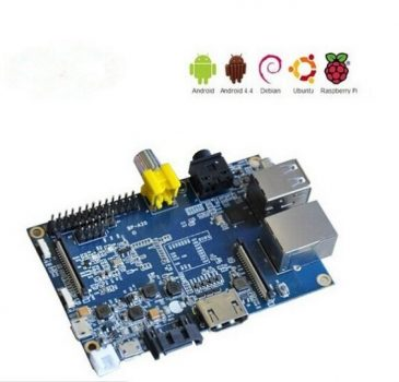 Banana PI - Dual core 1 GHz CPU, 1GB RAM