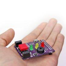 PIbrella bővítőkártya Raspberry PI-hez