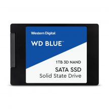 "Western Digital 1000GB SATA3 2,5"" 3D Blue 7mm (WDS100T2B0A) SSD"