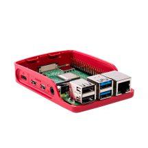 Raspberry PI 4 / 4GB | 4K prémium microHDMI kábel | PI4 hivatalos ház | 32GB microSD | hivatalos USB-C táp