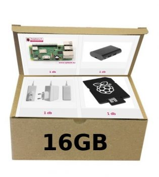 Raspberry ECO-PACK PI3B+ / 16GB / EU