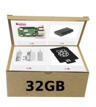 Raspberry ECO-PACK-DEV PI3B+ / 32GB / EU