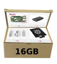 Raspberry ECO-PACK-DEV PI3B / 16GB / EU