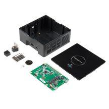 Pi Desktop Kit - Intelligens Power menedzsment / mSATA interfész /Integrált RTC óramodul