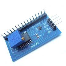 I2C-SPI Serial interfész LCD modulhoz