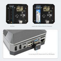 Raspberry PI4 Performance csomag - 8GB RAM - 480GB SSD