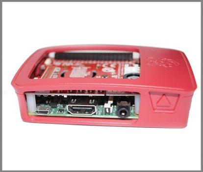 UPS PIco Plus  HV3.0 Top End - Szünetmentes tápegység EXTRA funkciókkal 450mAh Akkuval