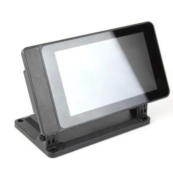 SmartiPi Touch 2 - kompakt ház Raspberry PI-hez , Hivatalos kijelzőhöz , Hivatalos kamerához