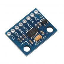 Adxl345 digitális három tengelyes gyorsulás- / dőlés érzékelő modul I2C/SPI interfésszel