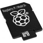 Hivatalos 16GB NOOBS microSD (Class10) Raspberry PI 3 B+-hoz