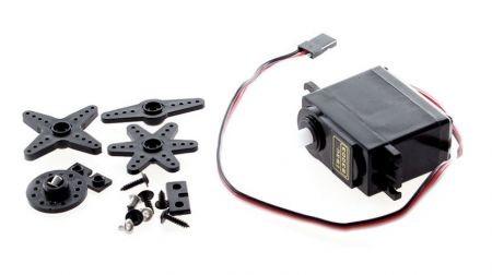 S3003 Szervo motor ajándék kiegészítő tartozékokkal