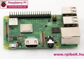 Raspberry Pi 3 Model B Plus -  64bit 1.4GHz Quad-Core /  Bluetooth4.2 BLE / 802.11 b/g/n/ac WIFI / Gigabit Ethernet