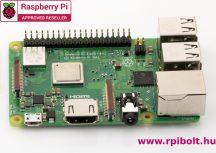 Raspberry Pi 3 Model B Plus -  64bit 1.4GHz Quad-Core /  Bluetooth4.2 BLE / 802.11 b/g/n/ac WIFI / Gigabit Ethernet