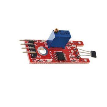 Hall szenzor - Mágnesestér érzékelő modul