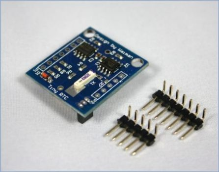 I2C Real Time Clock modul Raspberry PI-hez