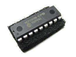 8 BIT-es I2C GPIO bővítő Raspberry PI-hez - MCP23008-E/P