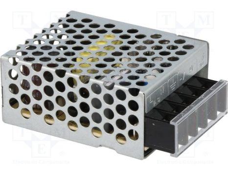 Beépíthető ipari kapcsolóüzemű tápegység - 3.3V / 3A