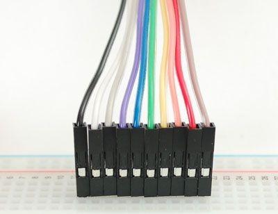 Prémium minőségű APA-APA jumper kábel