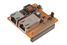 Power over Ethernet (PoE) Switch HAT - Raspberry Pi