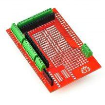 Prototípus NYÁK lemez Raspberry PI Model B+/PI2/PI3-hoz
