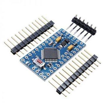 Pro Mini 5V 16MHz csatlakozókkal
