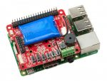 UPS PIco  HV3.0 Stack Plus - Szünetmentes tápegység EXTRA funkciókkal 450mAh Akkuval
