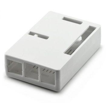 Pi Shell ház - Fehér Raspberry PI Model B+