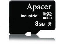 8GB Class10 microSD - Industrial MicroSD Memory Card 8GB SLC-LiteX -25...85°C
