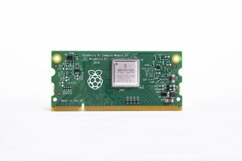 CM3+ 8GB Flash - Raspberry PI Compute module 3 8GB eMMC Flash