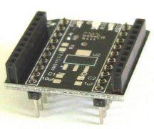 XBee adapter próbapanelhez 3.3V