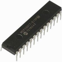 16 BIT-es I2C GPIO bővítő Raspberry PI-hez - MCP23017-E/SP