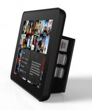 Raspberry DSI Display Multitouch Display Capacitive + Beépíthető ház