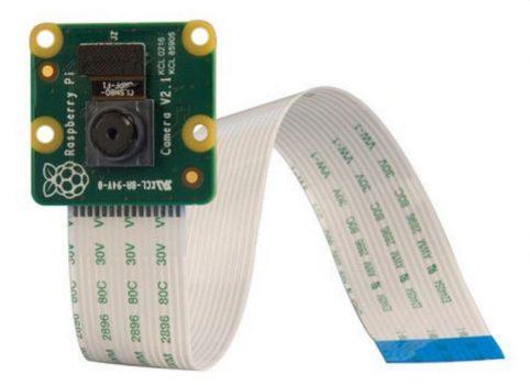 Raspberry Pi Camera Modul v2 - 8 megapixel SONY szenzor - Full HD kamera modul Raspberry PI-hez