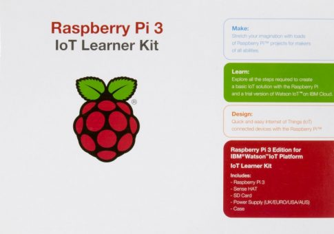 Raspberry Pi 3 IoT Learner Kit - kuponnal