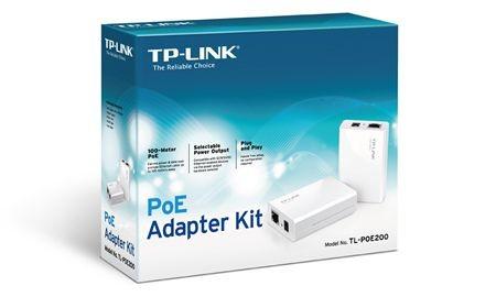 TP-Link POE200 kit