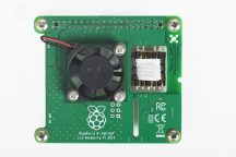 PoE (Power over Ethernet) HAT tápmodul Raspberry PI 3B+ 4B -hez