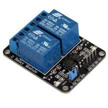 2 csatornás optocsatolós relémodul Raspberry PI-hez