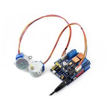 UNO PLUS Motor csomag izgő-mozgó projektekhez